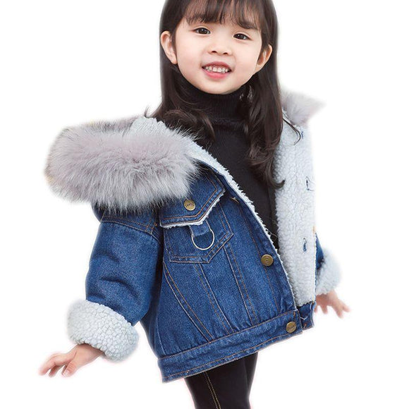Children's Clothing Winter Jackets