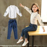 Children's Clothing Suit Autumn clothing