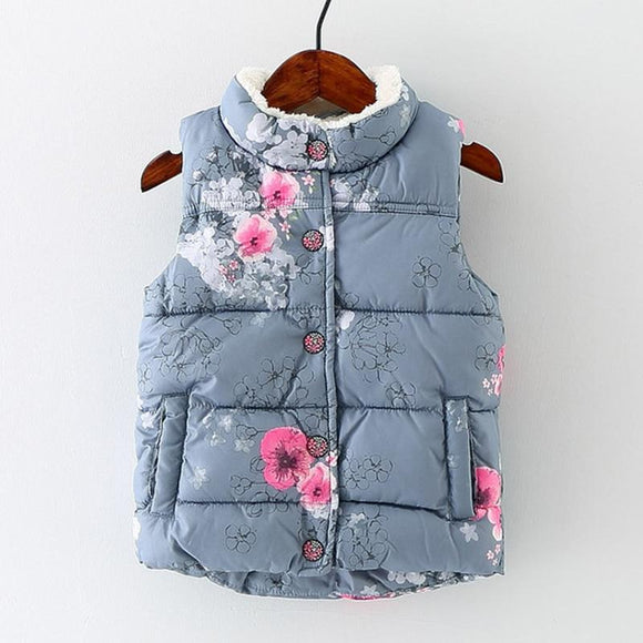 winter down Jacket vest
