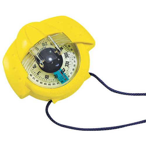 Iris 50 Handbearing Compass - Yellow