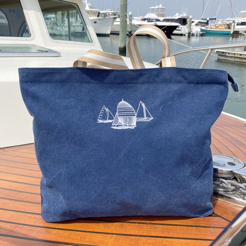 'Sail Away' - Beach Bag