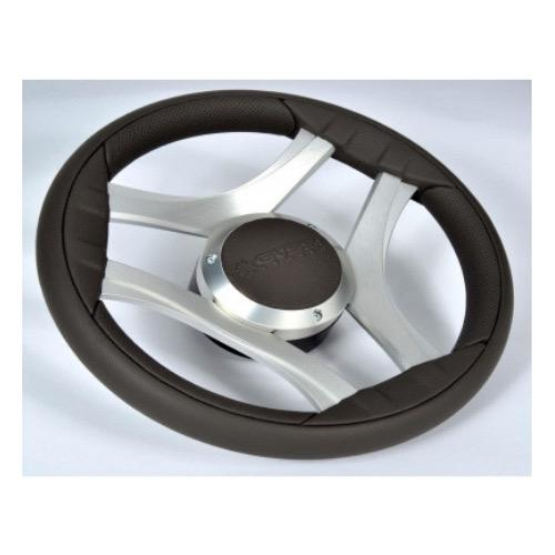 Wheel Durello Black Alloy Spoke 342mm