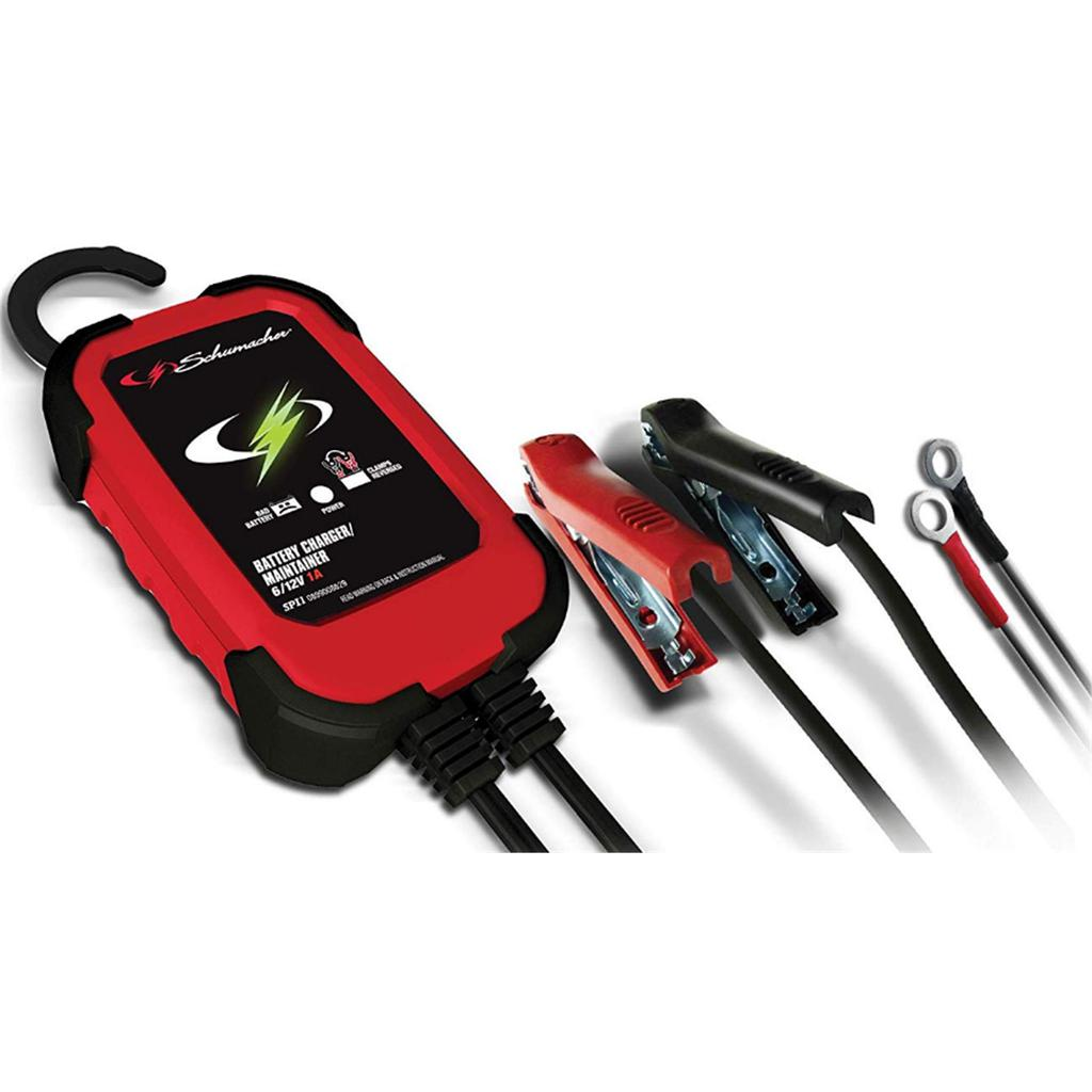 6/12V-1Amp Fully Automatic Battery Charger