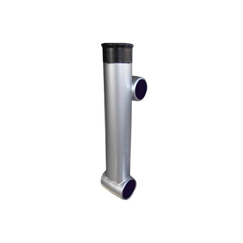 Rod Holder - Suit: 32mm Dia. High Impact Polymer - Metallic Finish