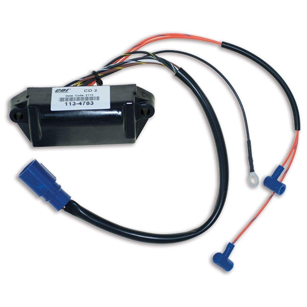 Power Pack 2 Cyl. - Johnson Evinrude - Replaces: 584783, 586798