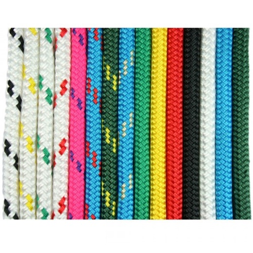 8mm Hi Tenacity Double Braid Polyester Rope