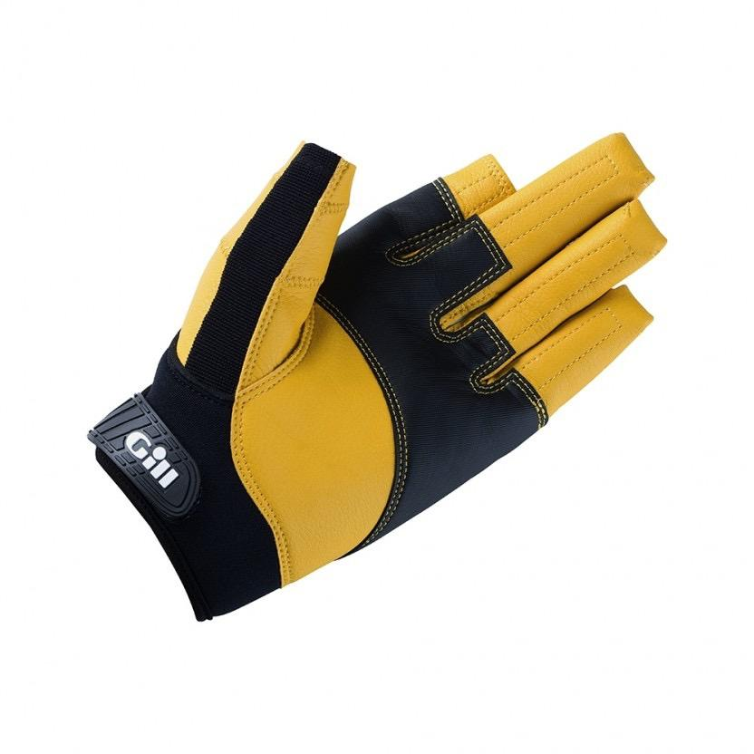 Pro Gloves - Long Finger - Black
