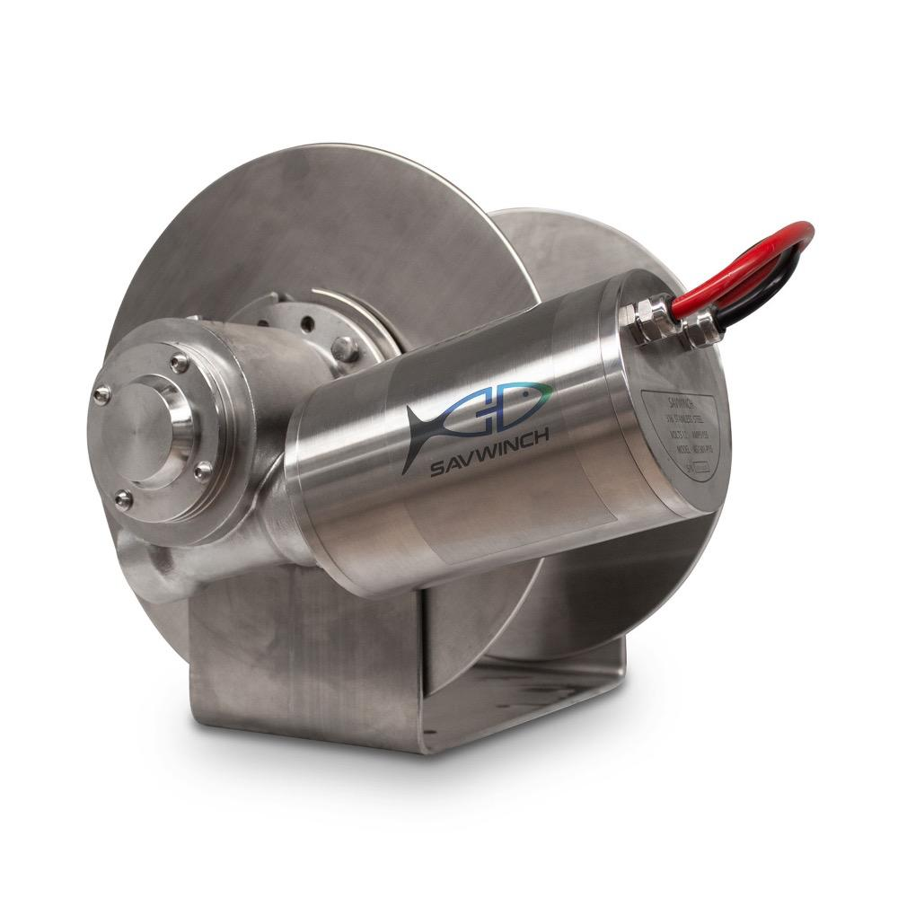 Drum Winch - 316 Stainless Signature Series