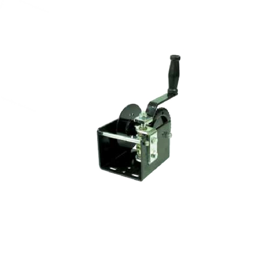 Manual Trailer Winch - Worm Drive - Capacity: 700kg