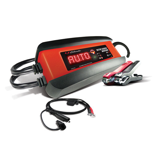 3A Fully Automatic Battery Charger/Maintainer for Lithium Ion LiFePO4 & Lead Acid Batteries
