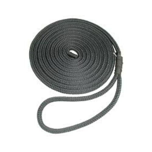 Braided Mooring Line - Black