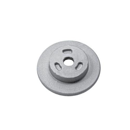 Tohatsu Type Anode Skeg (Alloy) - Replaces OEM Part No. 3M2602181A