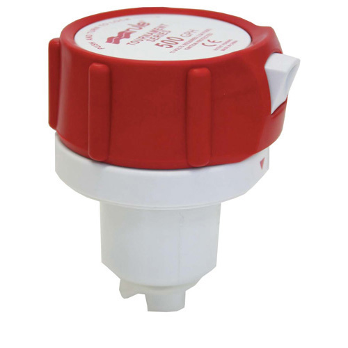 Replacement Motor Cartridge - 500 GPH to suit C and STC Tournament Series Livewell Pumps