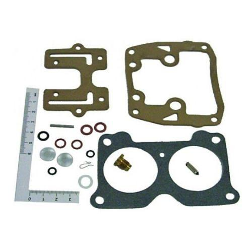 Carb Kit - Johnson/Evinrude - Replaces: 390055, 392550, 398526, 435443, 434888, 439076, 433519