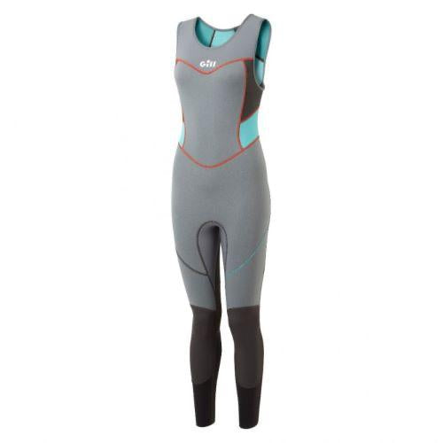 Zenlite Skiff Suit Womens Steel - Grey