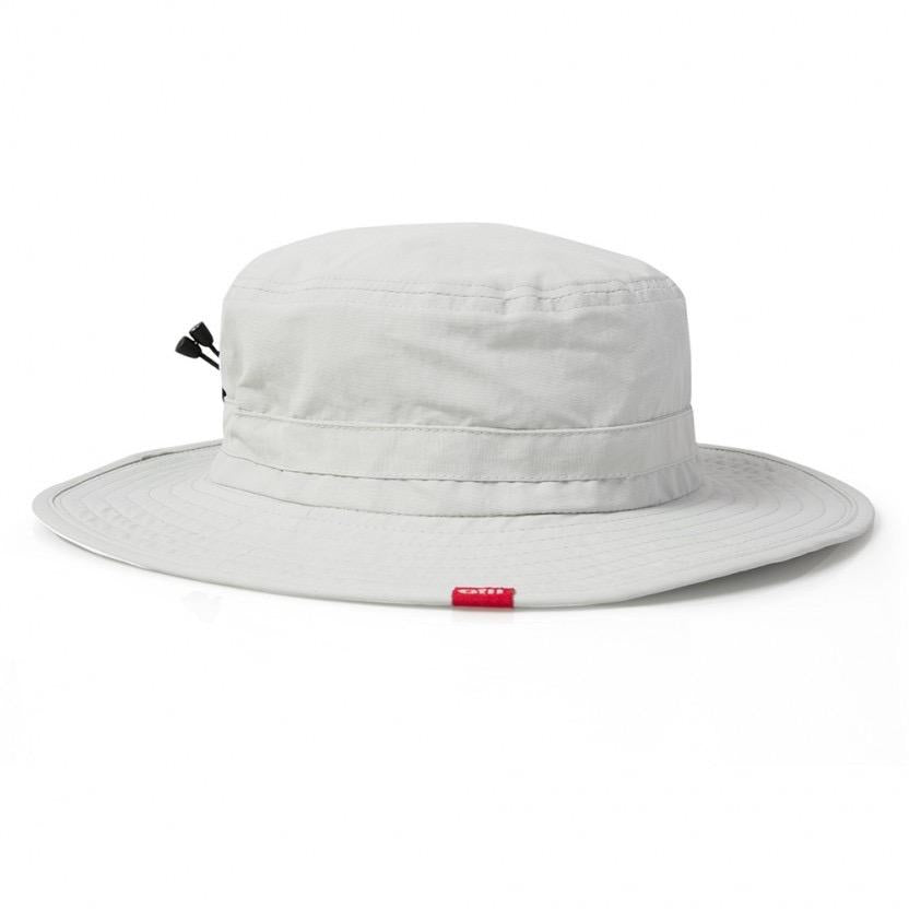 Tech Sailing Sun Hat - Silver