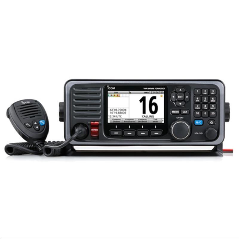 GMDSS VHF Transceiver with Class A DSC