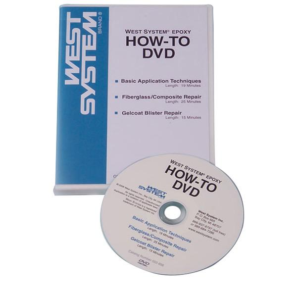 Instruction Manual - West System DVD Set