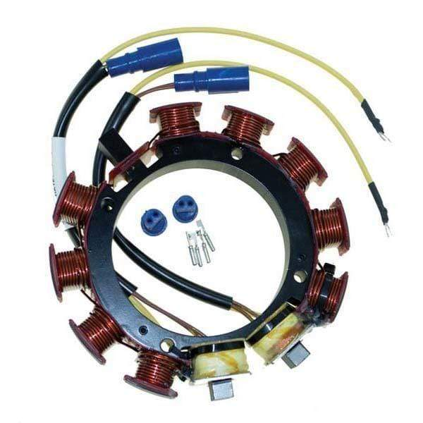 CDI Electronics Unclassified Stator 6/8 Cyl. - 35amp - Johnson Evinrude - Replaces: 583670, 582847, 583117