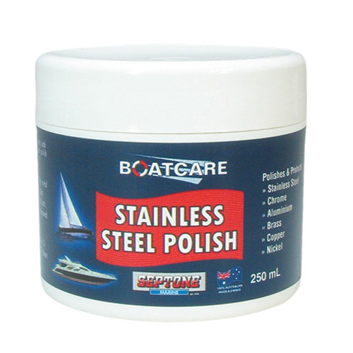 Stainless Steel Polish - 250g