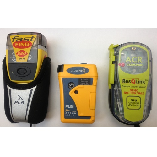 Rescue Me PLB Personal Locator Beacon with GPS