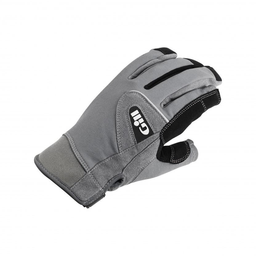 Deckhand Gloves - Long Finger - Grey - Child