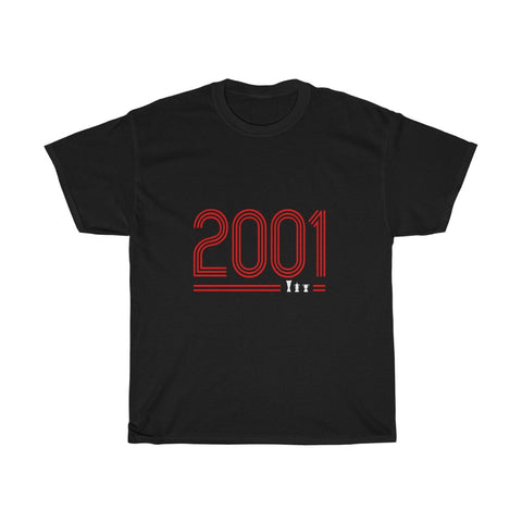 Retro 2001 - Red Font