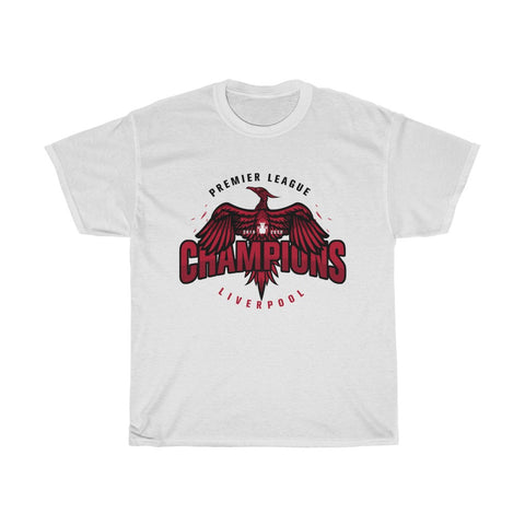 Big Bird - Champions 19/20 T-Shirt - Red Print