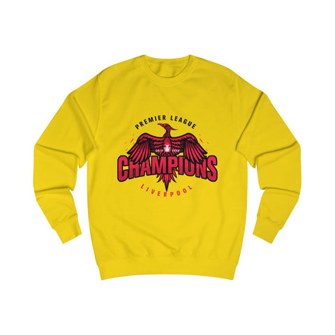 Champions 19/20 - Bird - All Red - Men's Sweatshirt