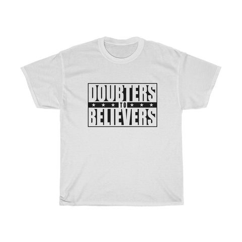 Doubters To Believers - Black
