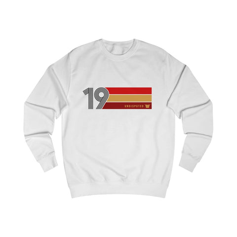 Undisputed 19 (On White) - Sweatshirt