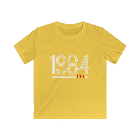 1984 Retro - White Text (Kids)