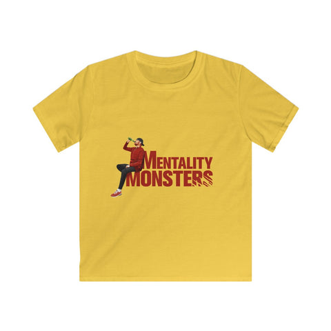 Mentality Monsters - Red Text (Kids)