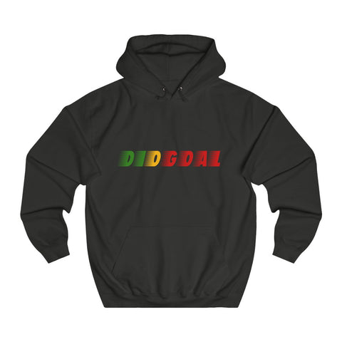 DIOGOAL - Unisex College Hoodie