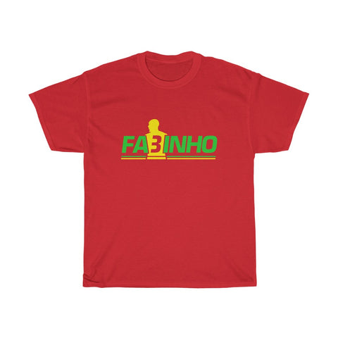 FA3INHO - Fabinho Inspired T-Shirt - Green Strip