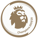 Sleeve Badge Premier League Champions 19/20