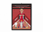 Trent Alexander-Arnold - Liverpool 20/21 Caricature Illustration Print - A3, A4 or A5