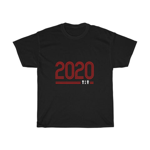Retro 2020 - LFC Champions 19/20 T-Shirt (Red Print)