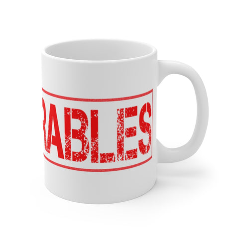 Unbearables Mug - Red
