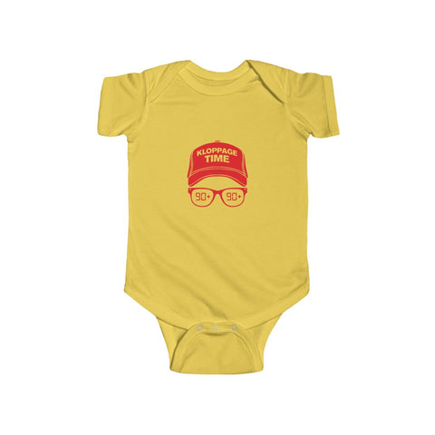 Kloppage Time - Red (Baby)