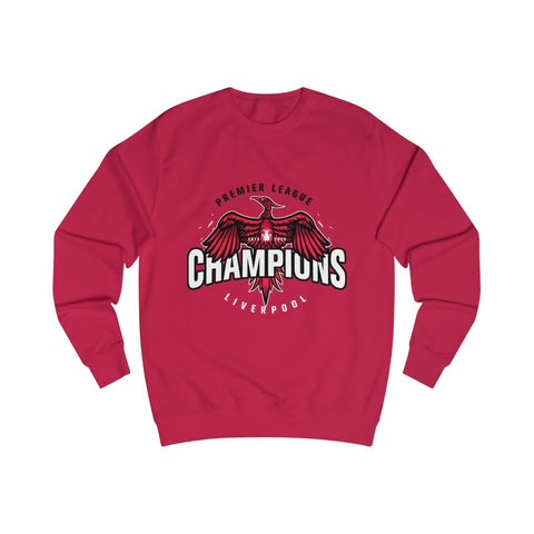 Champions 19/20 - Bird - Black/Red - Men's Sweatshirt