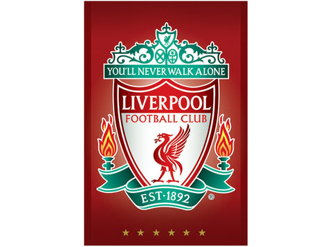 Liverpool Crest Poster