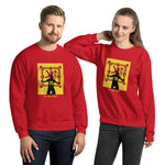 Oh Andy Andy - Unisex Sweatshirt (Yellow font)