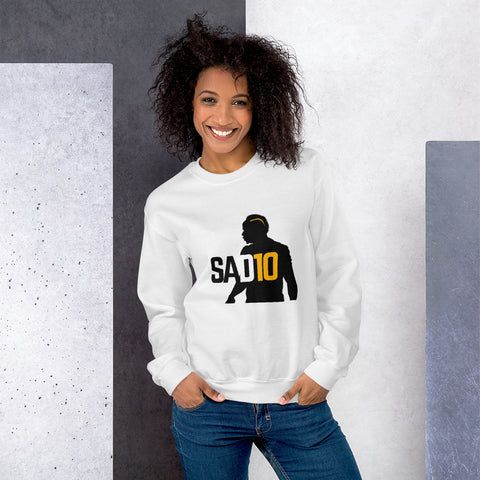 SAD10 - Unisex Sweatshirt (Black A)