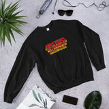 Masters Of The Game - Unisex Sweatshirt - Red & Yellow Logo