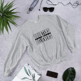 Doubters To Believers - Unisex Sweatshirt - Black Design