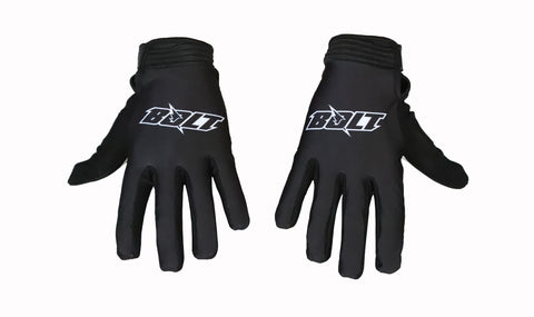 Bolt Everywear Black Gloves
