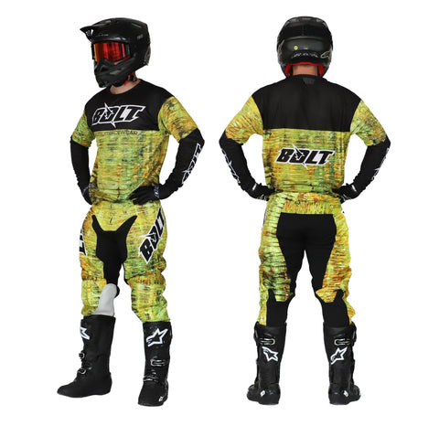 Bolt Everywear Gold Blast Apparel