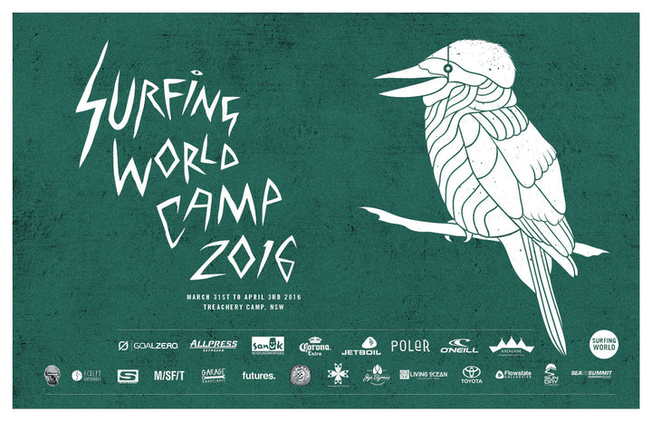 2nd Annual Surfing World Camp
