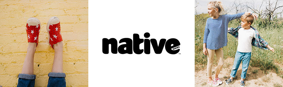 About Native Shoes